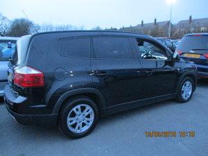 2012 DIESEL AUTO 7 SEAT CHEVROLET ORLANDO MPV NEW MOT NICE