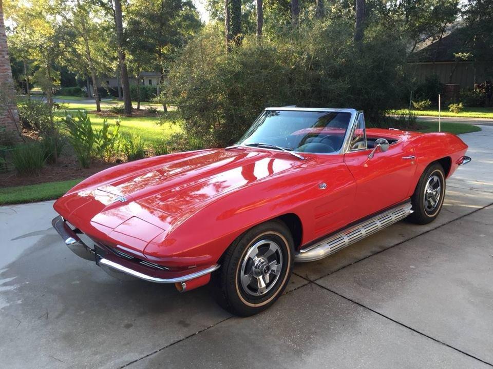 1964 C2 Corvette Stingray Convertible (Fairhope, AL) $49,900 For Sale (picture 1 of 6)