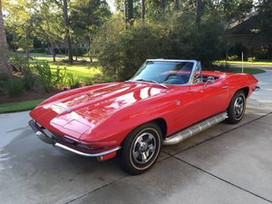1964 C2 Corvette Stingray Convertible (Fairhope, AL) $49,900 For Sale