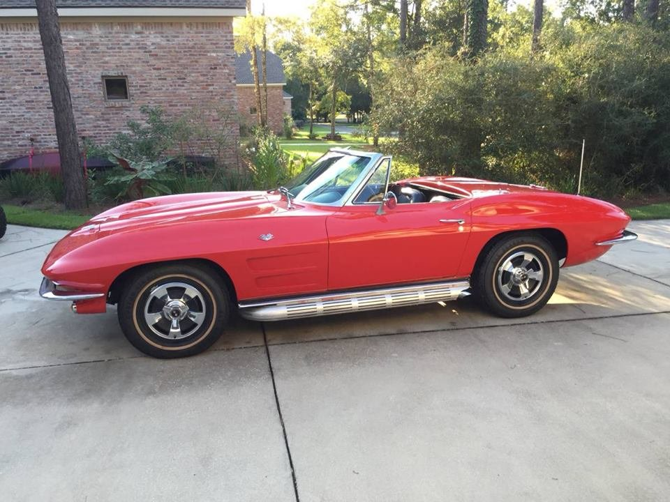 1964 C2 Corvette Stingray Convertible (Fairhope, AL) $49,900 For Sale (picture 3 of 6)
