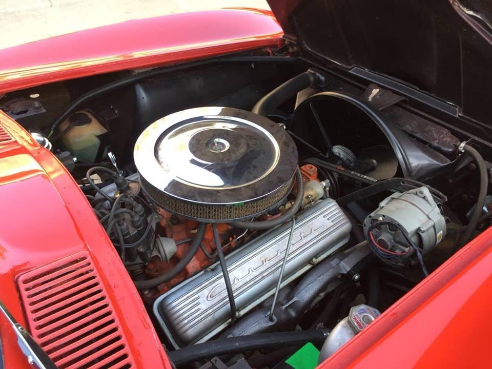 1964 C2 Corvette Stingray Convertible (Fairhope, AL) $49,900 For Sale (picture 5 of 6)