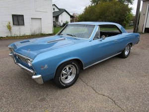 Real deal 138 vin 1967 Chevrolet Chevelle Super Sport  For Sale