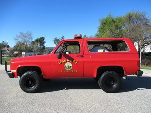 1985 Chevrolet Blazer D10/M1009 For Sale