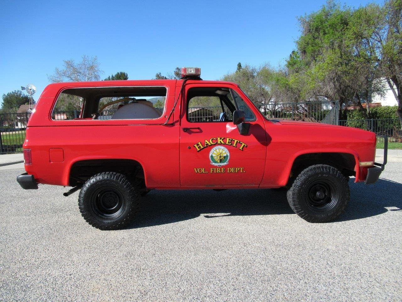 1985 Chevrolet Blazer D10/M1009 For Sale (picture 2 of 6)