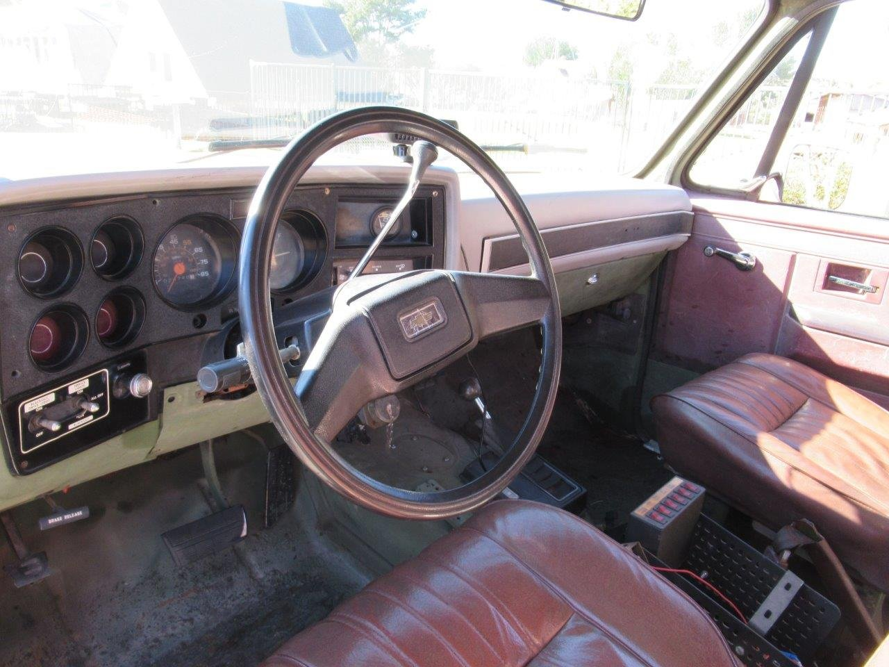 1985 Chevrolet Blazer D10/M1009 For Sale (picture 4 of 6)