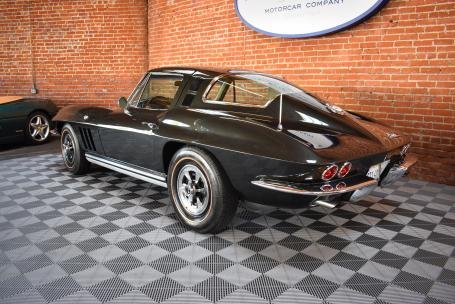 1965 Corvette Coupe = Go Green(~)Ginger 327 manual $98.5k For Sale (picture 3 of 6)