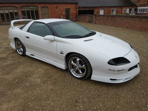 1997 CHEVROLET CAMARO 3.8 V6 AUTO -  11,900 MILES FROM NEW  For Sale