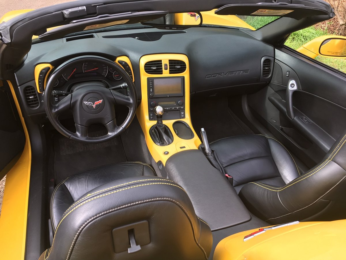 2005 CORVETTE C6 CONVERTIBLE.....SHOWCAR For Sale (picture 5 of 6)