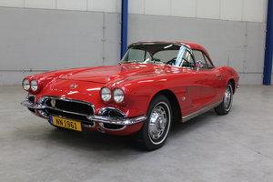 CHEVROLET CORVETTE C1, 1962 For Sale by Auction
