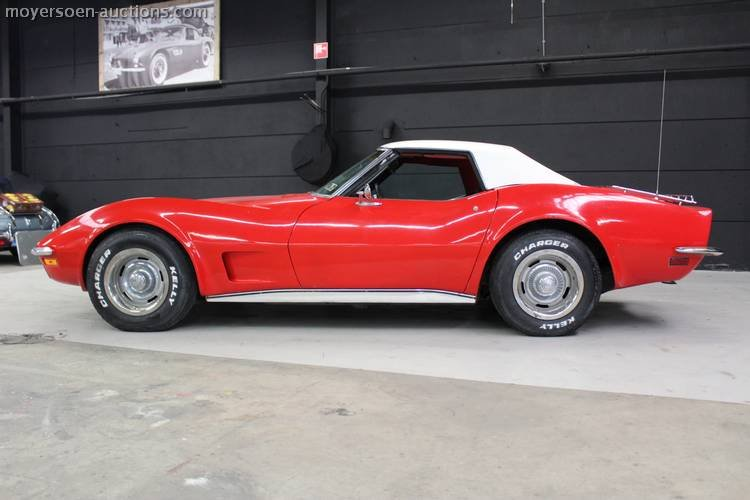 1972 CHEVROLET CORVETTE C3 For Sale by Auction (picture 2 of 5)