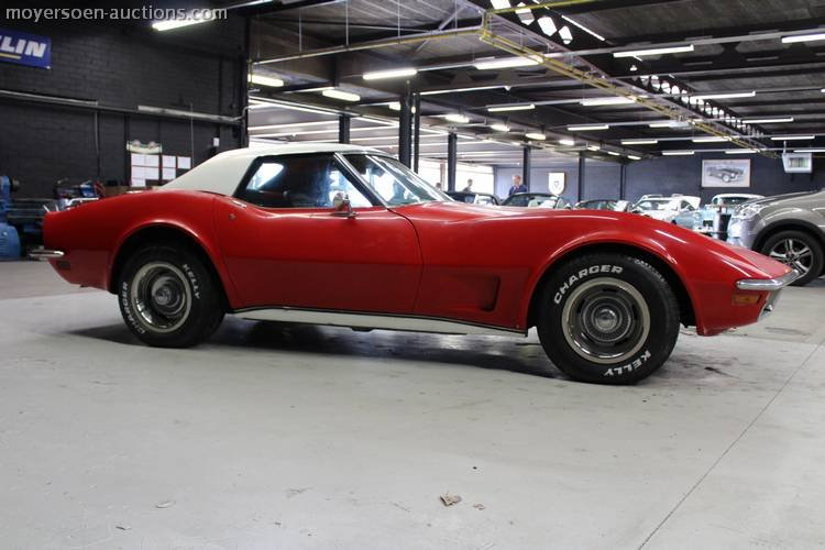 1972 CHEVROLET CORVETTE C3 For Sale by Auction (picture 3 of 5)