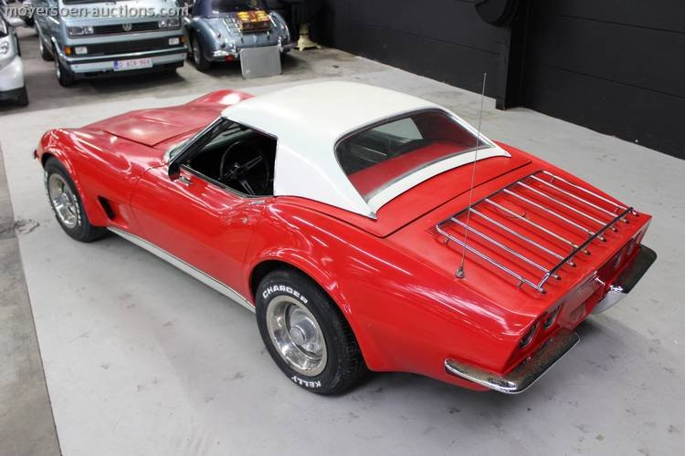 1972 CHEVROLET CORVETTE C3 For Sale by Auction (picture 5 of 5)