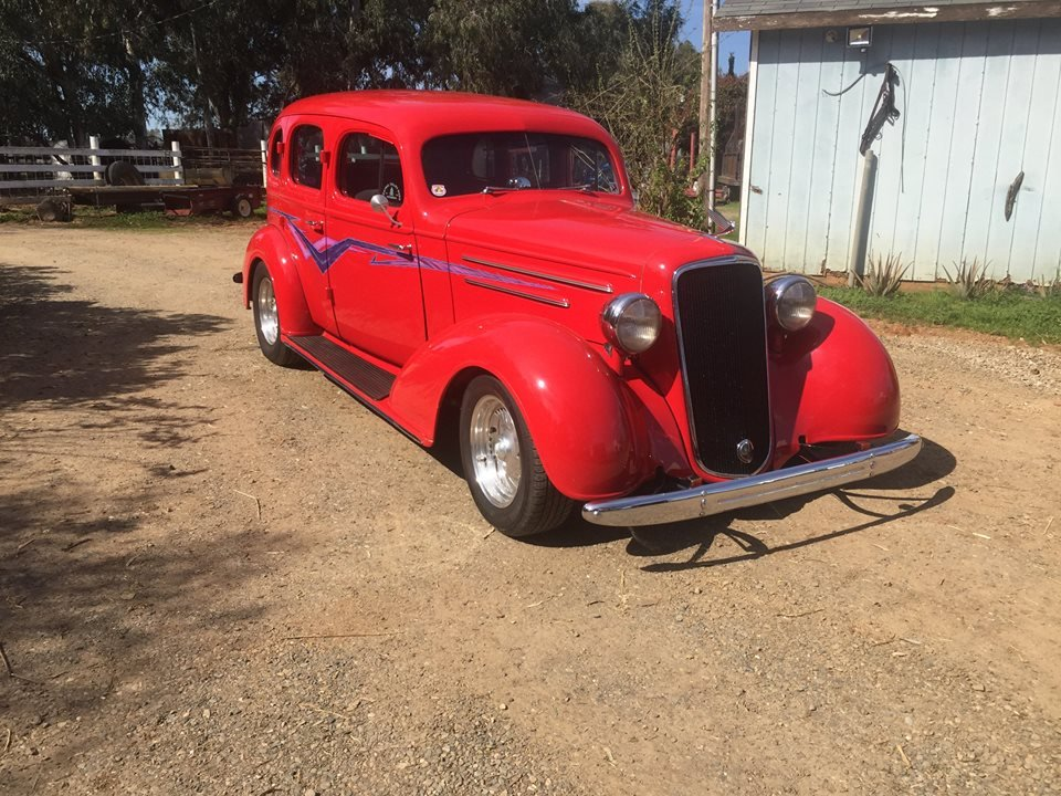 1935 Chevrolet Master Deluxe (Sheridan, CA) $44,900 obo For Sale (picture 2 of 6)