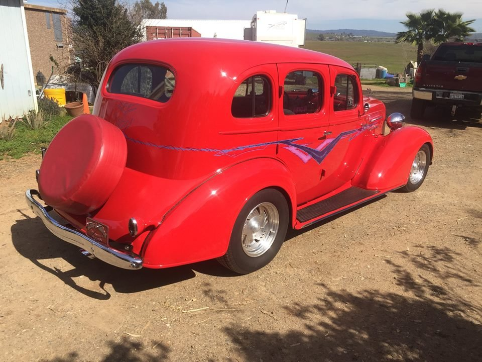 1935 Chevrolet Master Deluxe (Sheridan, CA) $44,900 obo For Sale (picture 3 of 6)
