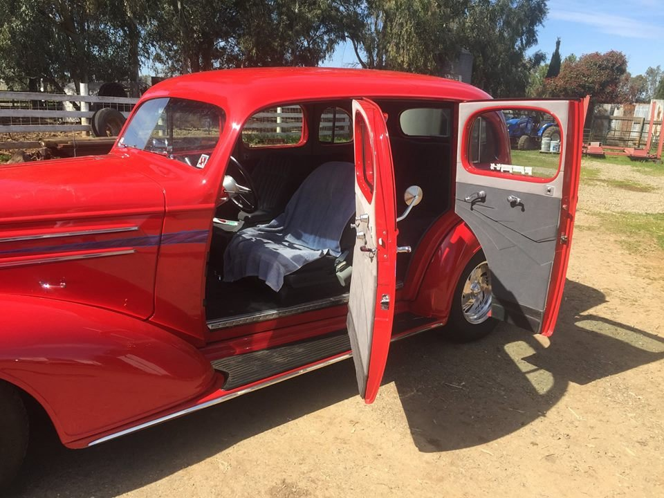 1935 Chevrolet Master Deluxe (Sheridan, CA) $44,900 obo For Sale (picture 4 of 6)