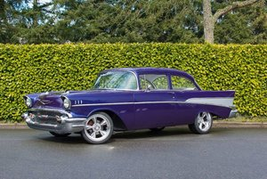 1957 Chevrolet 210 = clean driver 350 auto mods  $44.5.k For Sale