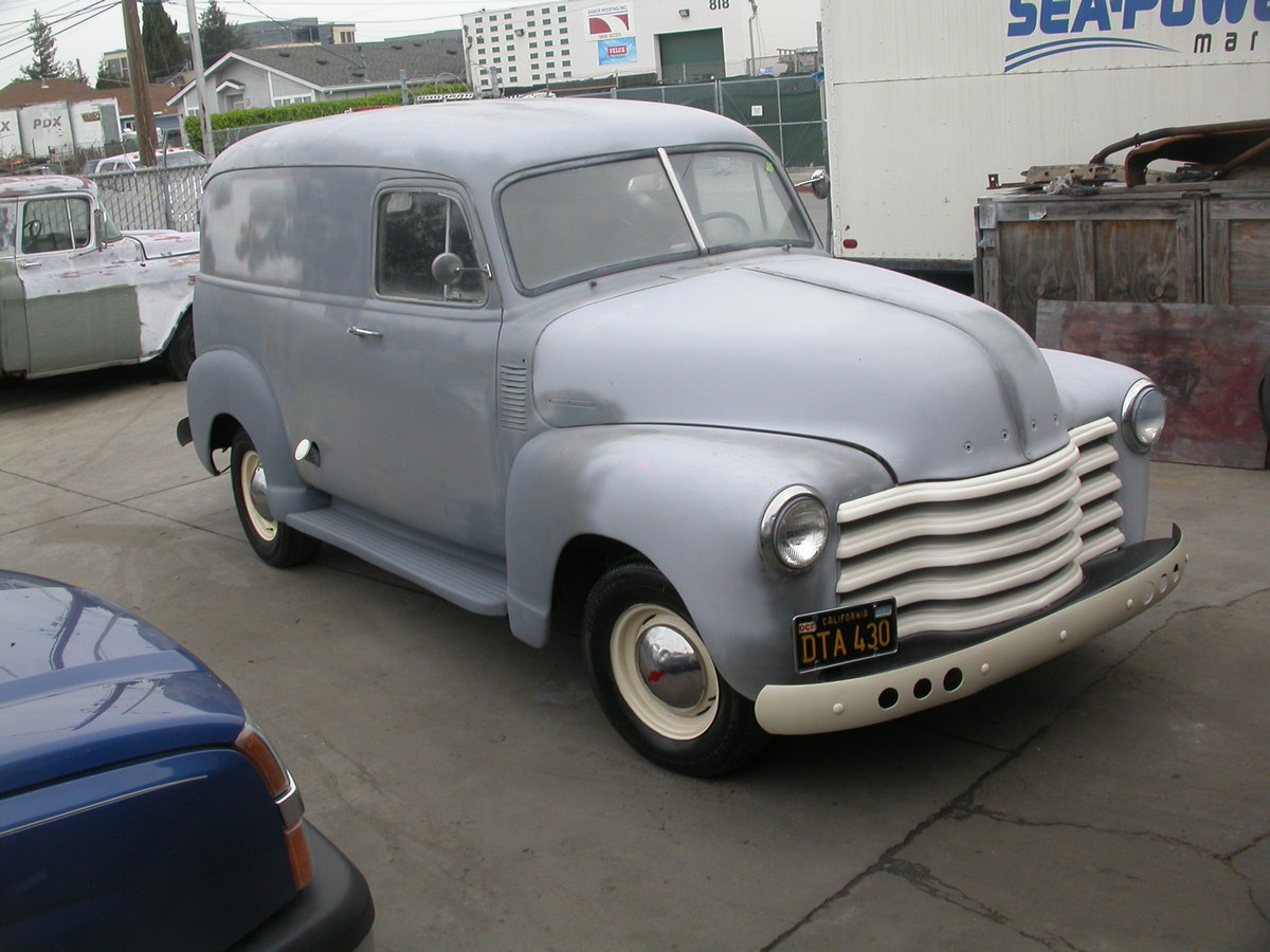 1952 CALIFORNIA PANEL ON THE BUTTON $9850 SHIPPING INCLUDED  For Sale (picture 1 of 6)