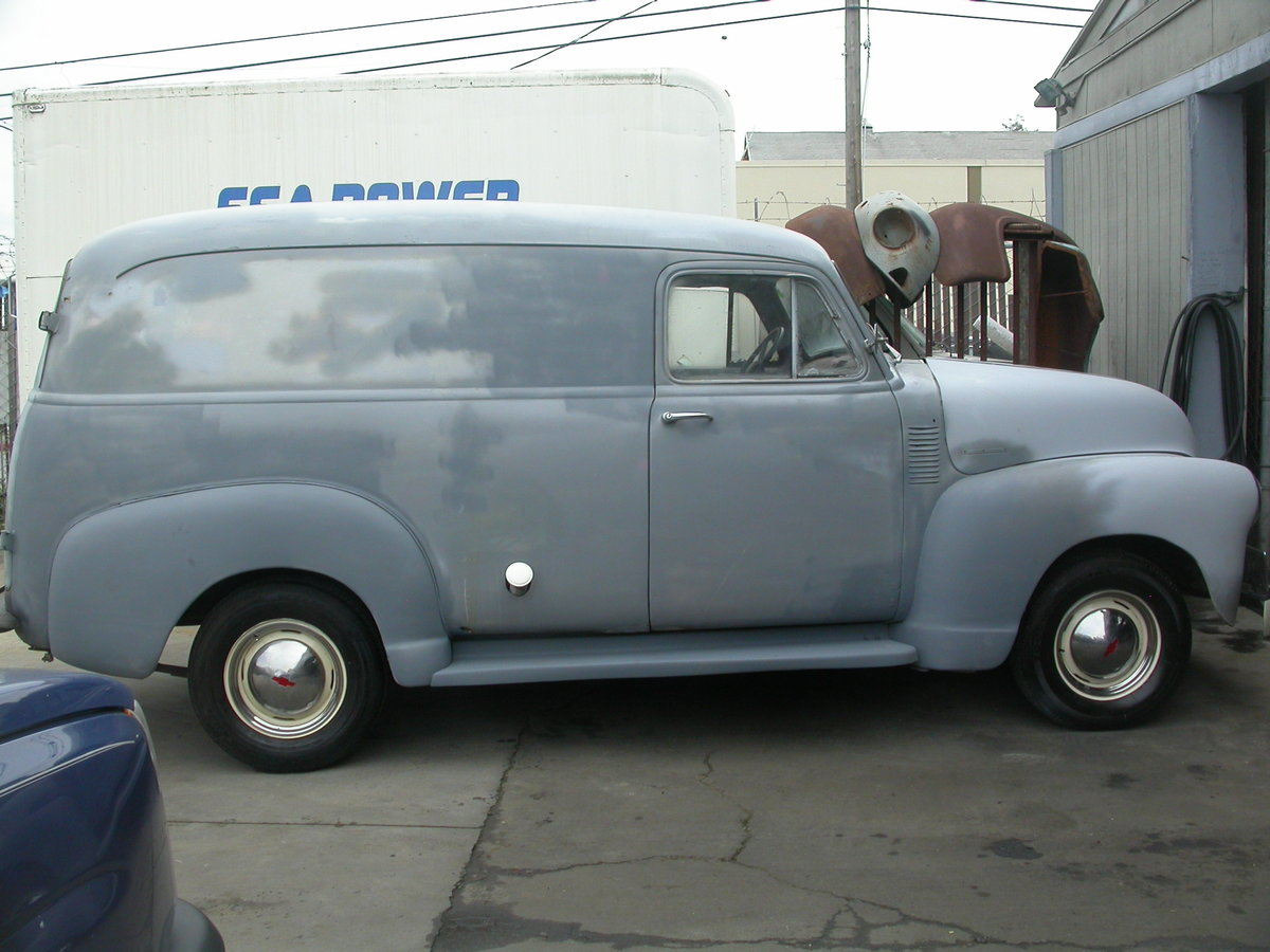 1952 CALIFORNIA PANEL ON THE BUTTON $9850 SHIPPING INCLUDED  For Sale (picture 3 of 6)