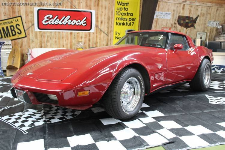 1989 CHEVROLET Corvette C3 For Sale by Auction (picture 1 of 6)