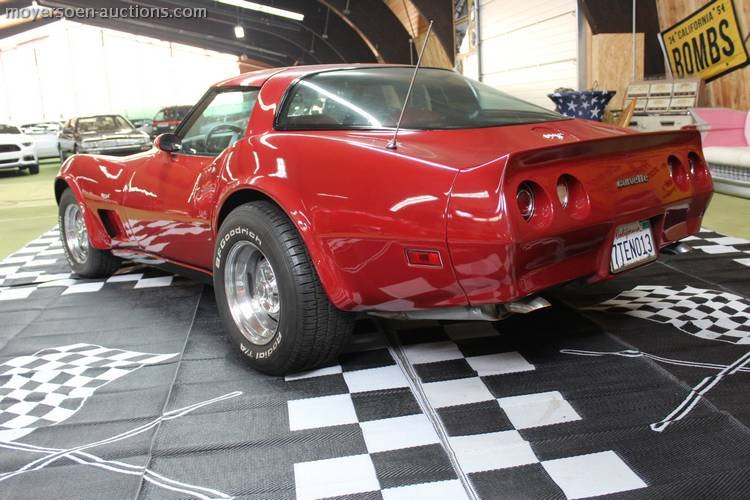 1989 CHEVROLET Corvette C3 For Sale by Auction (picture 2 of 6)