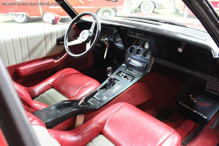 1989 CHEVROLET Corvette C3 For Sale by Auction (picture 3 of 6)