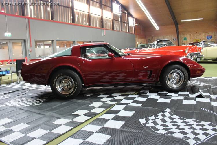 1989 CHEVROLET Corvette C3 For Sale by Auction (picture 4 of 6)