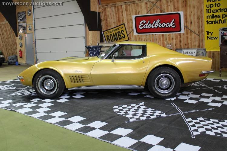 1972 CORVETTE C3 For Sale by Auction (picture 2 of 6)