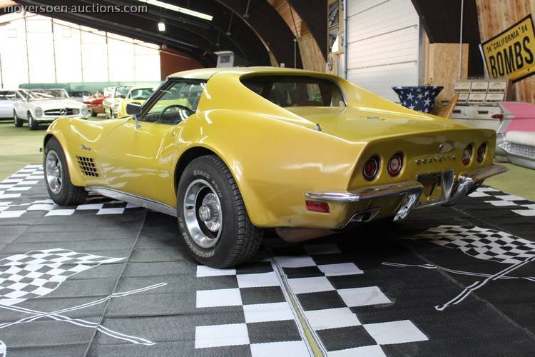 1972 CORVETTE C3 For Sale by Auction (picture 3 of 6)