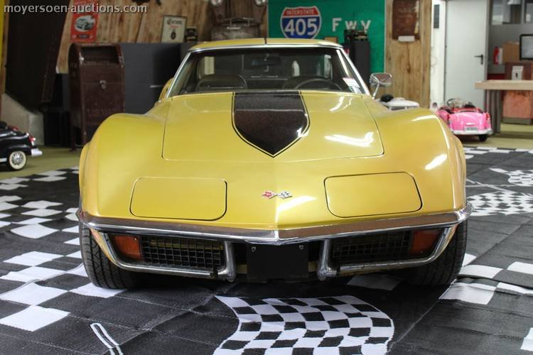 1972 CORVETTE C3 For Sale by Auction (picture 6 of 6)