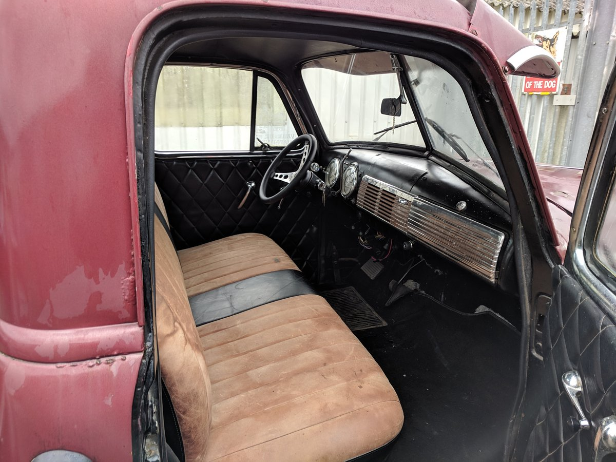 1953 '53 Chevy V8 pickup For Sale (picture 3 of 6)