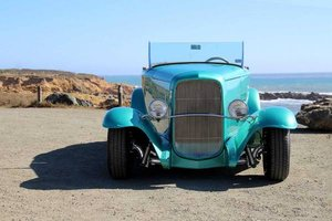 1932 Chevrolet Roadster (Cambria, CA) $57,500