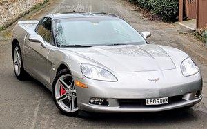 2005 Corvette C6 6.0 LS2 Auto