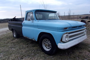 1965 Chevrolet Custom C-10 Pickup  For Sale