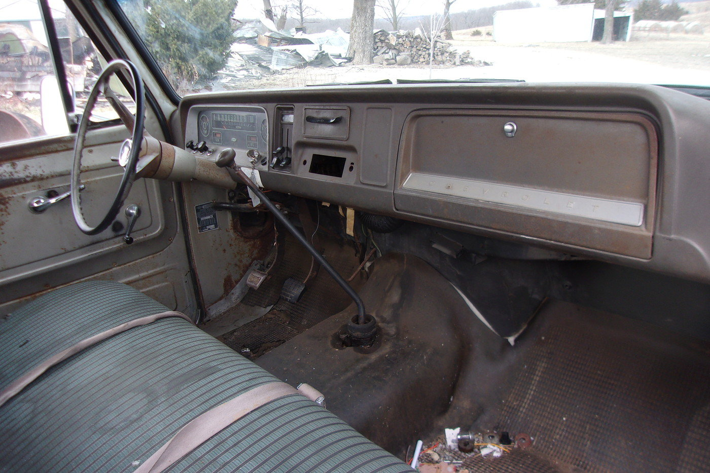 1965 Chevrolet Custom C-10 Pickup  For Sale (picture 4 of 6)