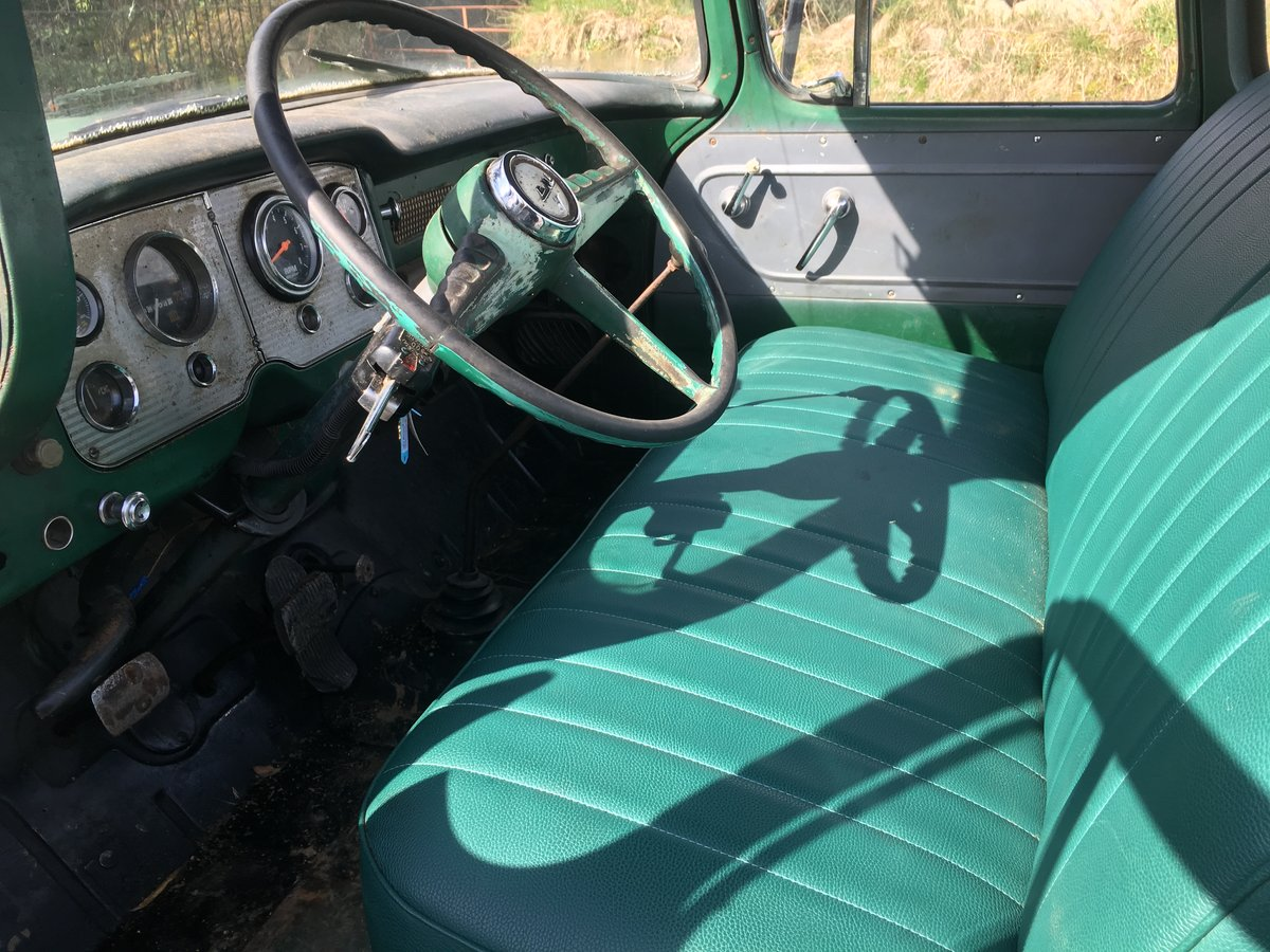 1955 pickup gmc  For Sale (picture 5 of 6)