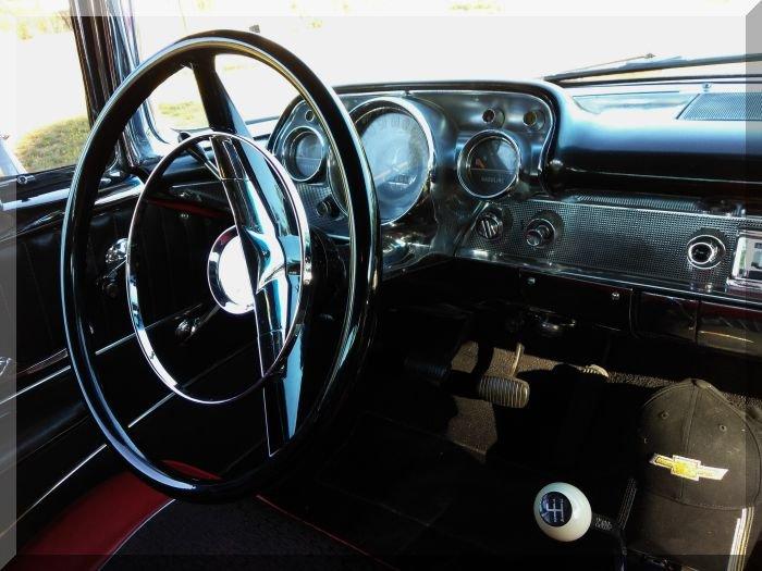 1957 Chevy Bel-Air 2 Door Hardtop = 327 4 speed Manual $32.9 For Sale (picture 6 of 6)