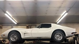 1973 Chevrolet Corvette (Olean, NY) $27,500 obo For Sale