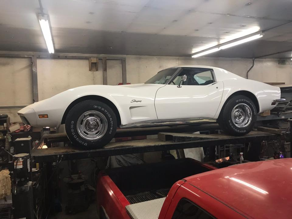 1973 Chevrolet Corvette (Olean, NY) $27,500 obo For Sale (picture 3 of 5)