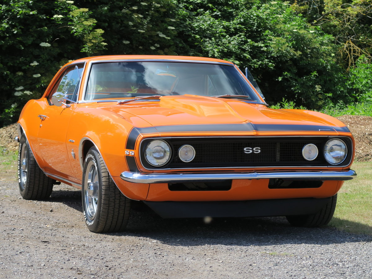 1967 Chevrolet Camaro SS 350 For Sale (picture 1 of 6)
