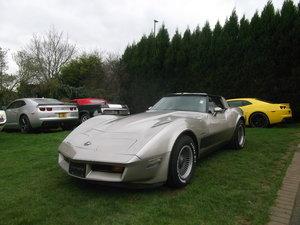 1982 Chevrolet Corvette C3 Collectors Edition 2 door Coupe  For Sale