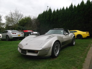 1982 Chevrolet Corvette C3 Collectors Edition 2 door Coupe