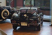 1963 Chevrolet Corvette Split(~)Window Coupe = Black + Video For Sale (picture 1 of 2)