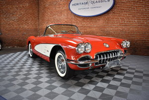 1959 Chevrolet Corvette SOLD