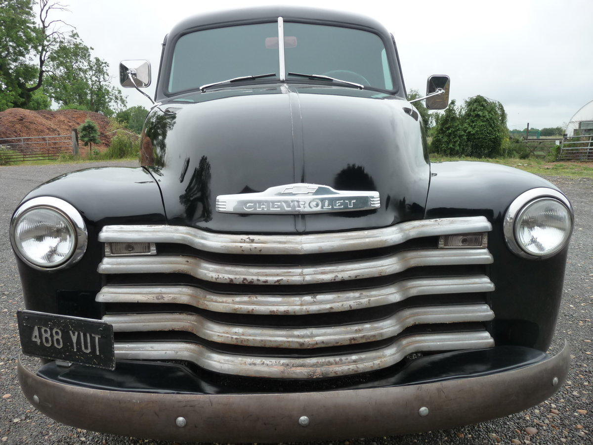 1953 Historic American Panel Van For Sale (picture 6 of 6)