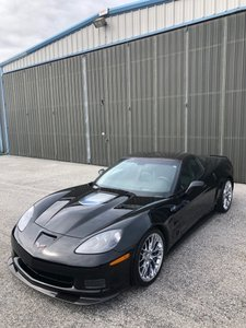 2009 Chevrolet Corvette ZR1 = All Black 8.6k miles  $69.9k