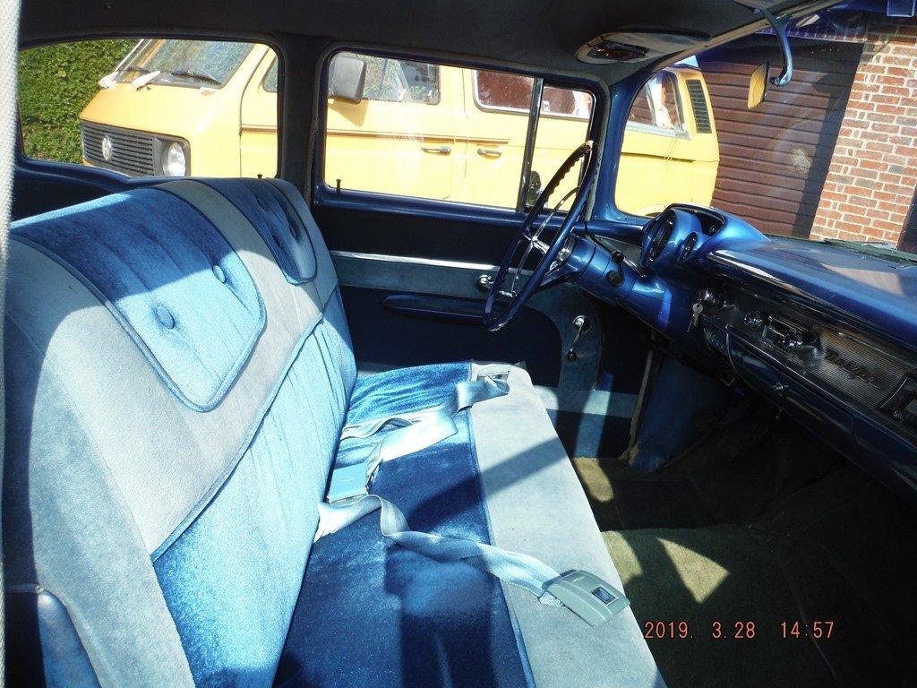1957 Chevrolet (Chevy) Bel Air 4 door sedan SOLD  For Sale (picture 5 of 6)