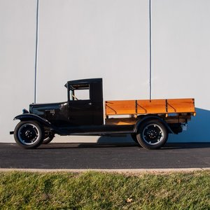 1930 Chevrolet Series LR 1 1/2-ton FlatBed Truck = $23.9k