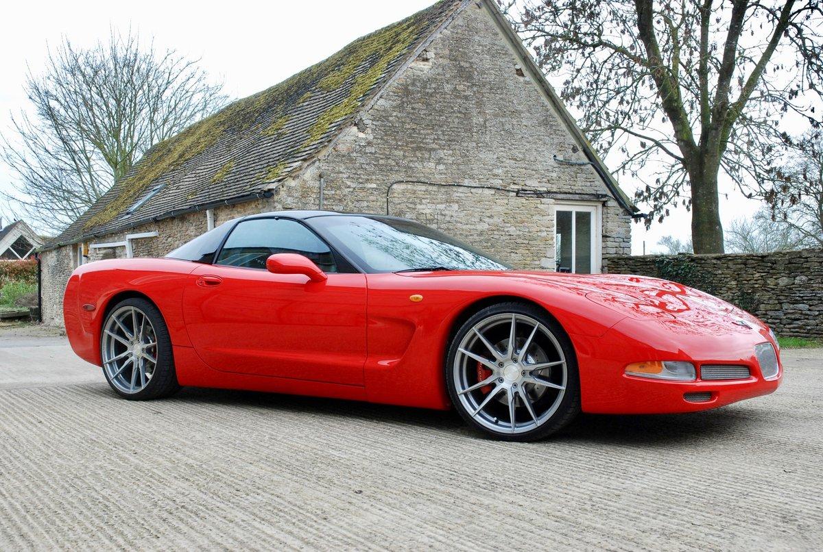 2000 Chevrolette Corvette C5 4.7 V8 LS1 For Sale (picture 1 of 6)