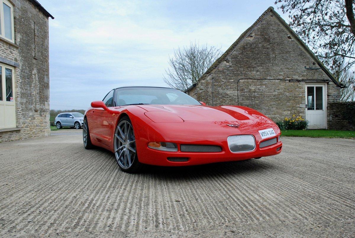 2000 Chevrolette Corvette C5 4.7 V8 LS1 For Sale (picture 2 of 6)