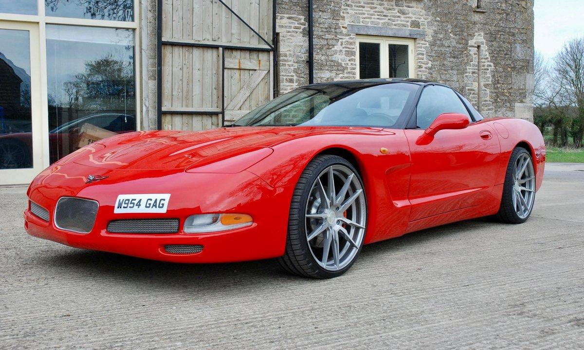 2000 Chevrolette Corvette C5 4.7 V8 LS1 For Sale (picture 3 of 6)